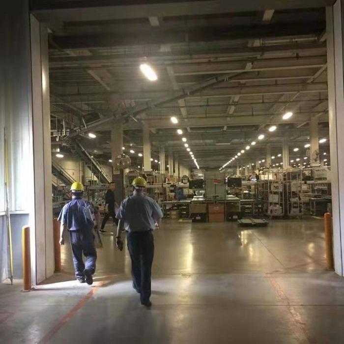 工厂照明007