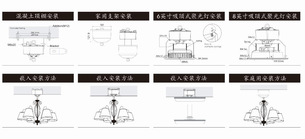 迷你型升降器安装说明图