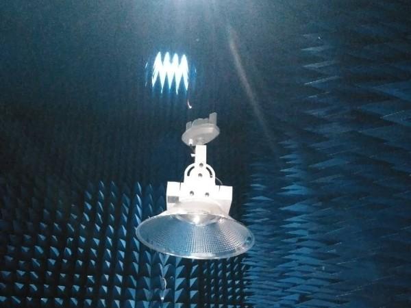 微波暗室实验室专用灯具升降器的工程应用