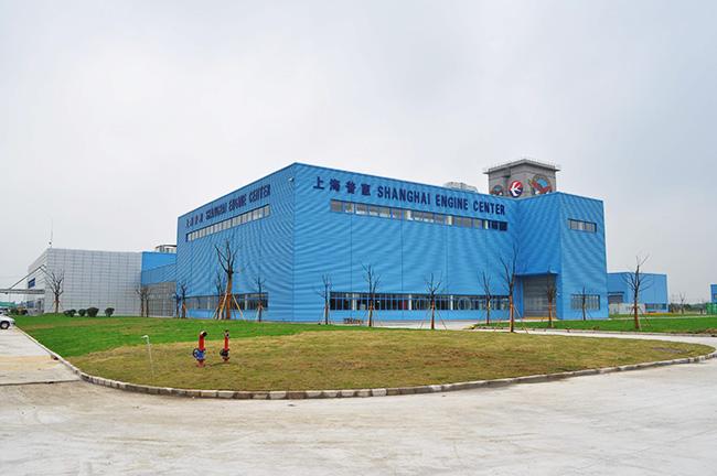 上海普惠发动机维修基地