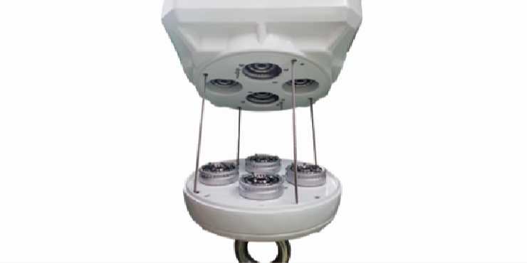 酒店大堂水晶灯更换、维修灯具用什么遥控灯具升降器最合适?