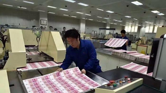 龙源东盛合作客户之北京印钞有限公司灯具节能改造增亮项目