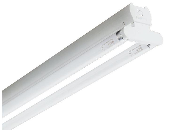 飞利浦支架灯T8双管荧光灯支架灯具